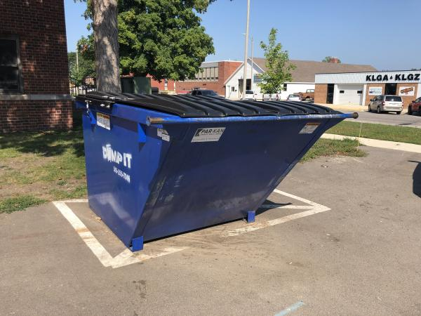 1-1/2 to 6 Yard [Dumpsters]